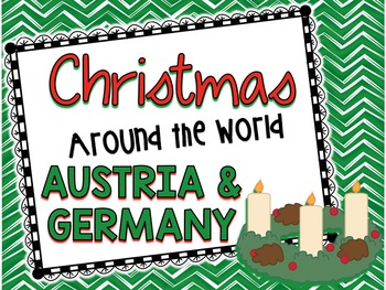 Christmas Around the World - Austria/Germany - Facts, Caro