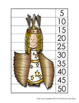 Christmas Around the World Germany Number Counting Puzzles