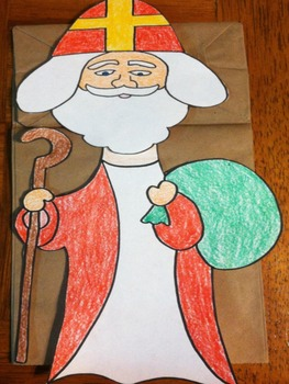 Christmas Around the World (Holland Sinterklaas)