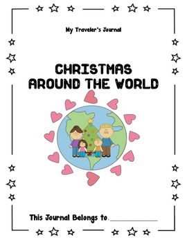 Christmas Around the World Journal
