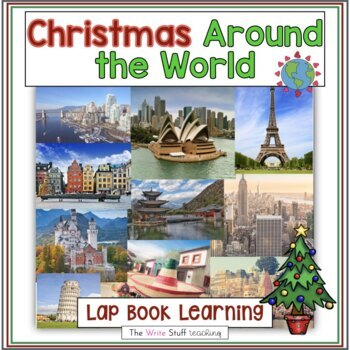 Christmas  Around the World Lap Book