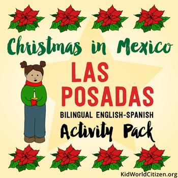 Christmas Around the World ~ Las Posadas English Activitie