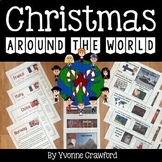 Christmas Around the World Literacy Activities Growing Bun