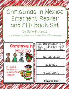 Christmas Around the World: Mexico Emergent Easy Reader an