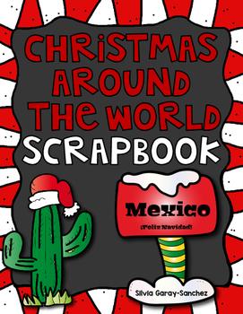 Christmas Around the World Mexico Scrapbook