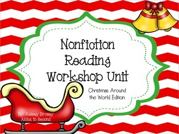 Christmas Around the World - Nonfiction Reading Unit