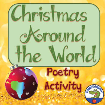 Holidays Around the World - Christmas Around the World Poe