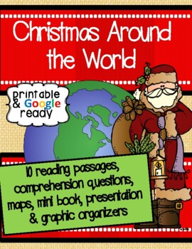 Christmas Around the World Reading Pack