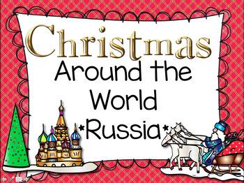 Christmas Around the World: Russia
