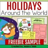 Christmas Around the World FREE SAMPLE- America