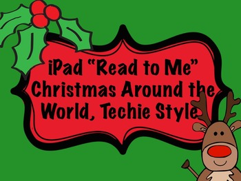 Christmas Around the World Techie Style!