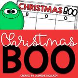 Christmas BOO (Mini Bingo Game)