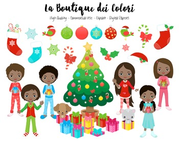 Christmas Clipart - PNG Cute Clip Art Graphics - For Small