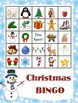 Christmas Bingo Cards and Calling Cards