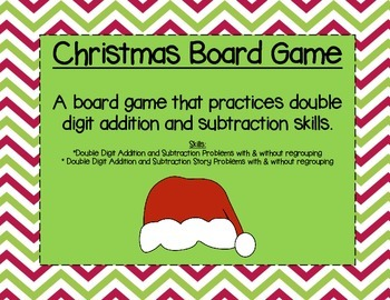 Christmas Board Game