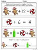 Christmas Brain Busters: Math Logic Problems {ALL 4 OPERATIONS}