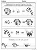 Christmas Brain Busters: Math Logic Problems {ADDITION/SUB