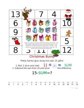 Christmas Bump (Add and Subtract)