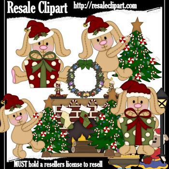Christmas Bunnies Exclusive