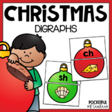 Christmas CH, SH, TH, WH Digraph Puzzles