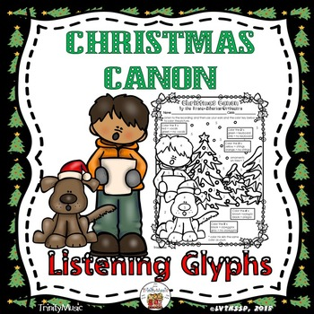 Christmas Canon (Listening Glyph)