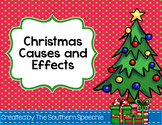 Christmas Causes and Effects