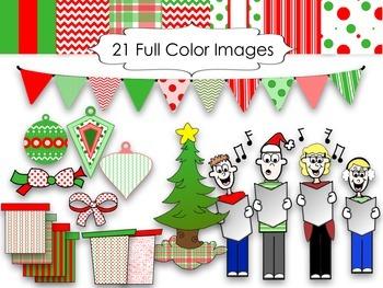Christmas Celebration Clip Art