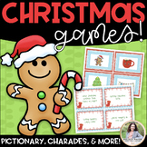 Christmas Charades and More! {70 Song, Phrase, & Picture C