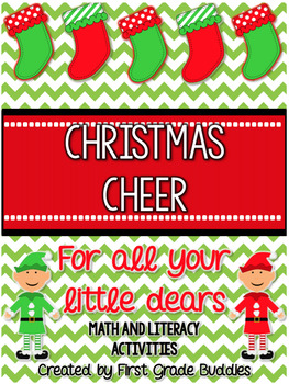 Christmas Cheer {for your Little Dears}:  Freebie Christma