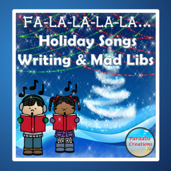"CCSS Christmas Choir ""needs help deciding songs"" Writing A"