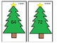 Christmas Tree Math - Factoring within 100 Game for Common Core
