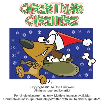 Christmas Chritterz Clipart