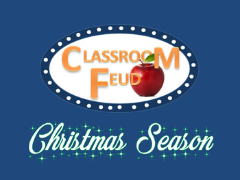Christmas Classroom Feud (Family Feud Style)