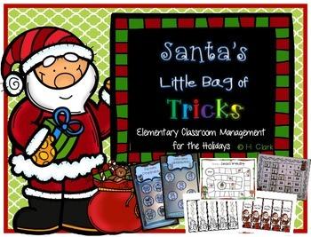 Christmas Classroom Management {Positive Behavior Incentiv