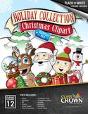 Christmas Clip Art, Clipart - Essentials Pack - Santa, Art