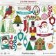 Christmas ClipArt, Tis the Season Christmas Clip Art Nutcr