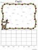 Christmas Color by Sight Word & Write Set 1 (PP) Lucy Calk