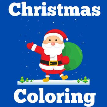 Christmas Coloring | Christmas Coloring Pages | Christmas