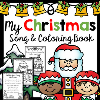 Christmas Coloring & Songs
