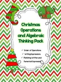Christmas Common Core Pack: Operations and Algebraic Thinking
