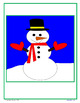 Christmas Color by Number (kindergarten) Color by Number,