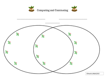 Christmas Comparing & Contrasting