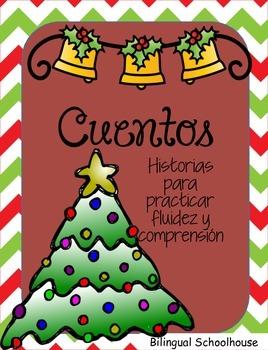 Christmas Comprehension Stories- Spanish