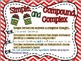 Christmas Conventions: 7 Common Core Language Arts Centers