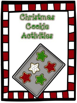 Christmas Cookie Activities