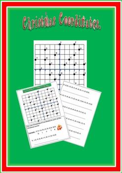 Christmas Coordinates - Four Quadrants