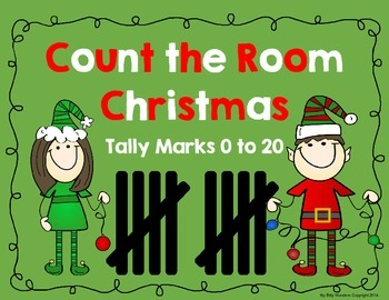 Christmas Count the Room From 0 to 20