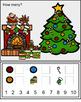 Christmas Counting Smart Board