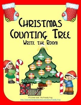 Christmas Counting Tree