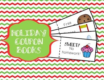 Christmas Coupon Book - Fun (and cheap!) Christmas Gift fo
